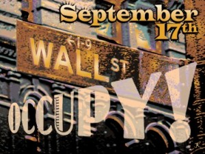 September 17th--Occupy Wall Street!